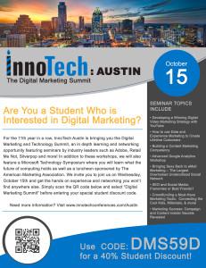 InnoTech Flyer